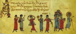 Οι μορφές της προσευχής Από τον βερμπαλισμό του Ρωμανού στον αποφατισμό του Κουκουζέλη