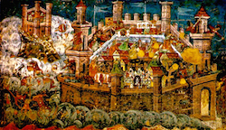 «Η αποκαθήλωση μιας εικόνας» Η Άλωση της Κωνσταντινούπολης