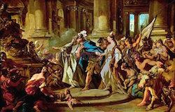 Η συνάντηση της Μήδειας του Ευριπίδη και του Αγ. Ιωάννη του Νηστευτή