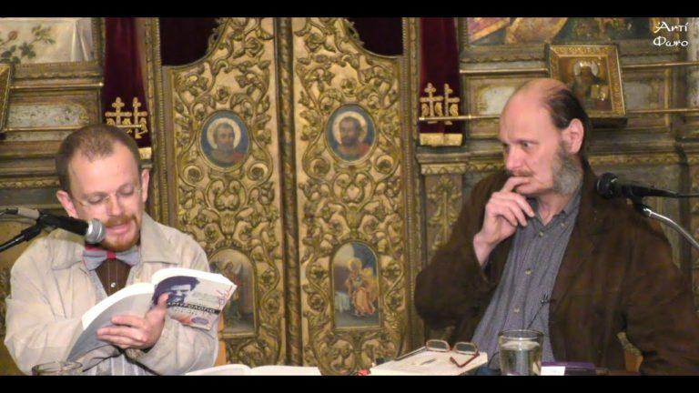 Ο Σταυρός και η Ανάσταση του Αντρέι Ταρκόφσκυ (Κ. Μπλάθρας, Η. Κουνέλας)
