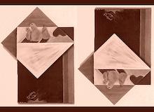 Γεώργιος ΚΟΝΤΑΞΑΚΗΣ – Hommage a Malevitch, 1988 (diplo_ΙΙ) – Αντίγραφο