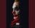 Τα ίχνη από αίμα του Joker ξύλο